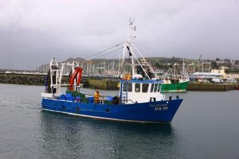 Razor Clam Boat - MFV Sian Elizabeth