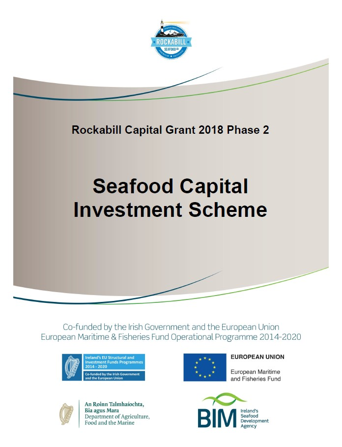 Seafood Capital Investment Scheme 2018 phase 2