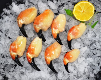 Frozen Cooked Crab Toes